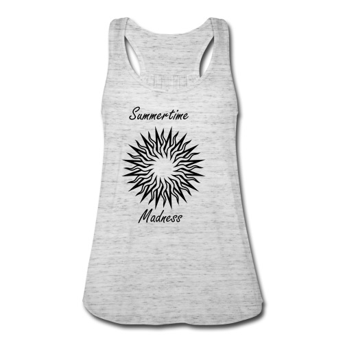 Summertime Madness - Women's Flowy Tank Top by Bella