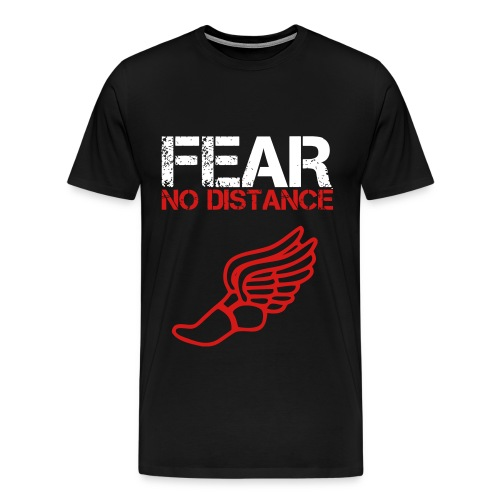 Fear - Men's Premium T-Shirt