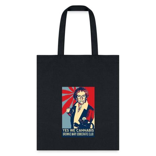 Brownie Mary Tote Bag - Tote Bag