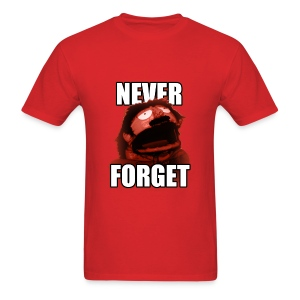 Never Forget (Men's) - Men's T-Shirt