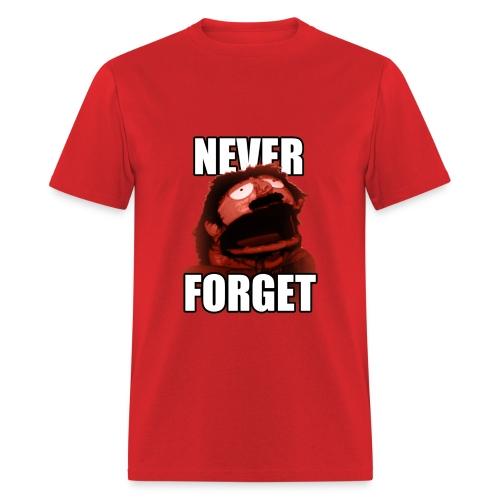 Never Forget (Men's) - Men's T-Shirt