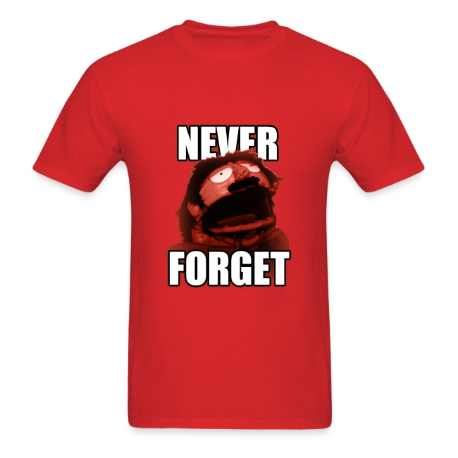 Never Forget (Men's)