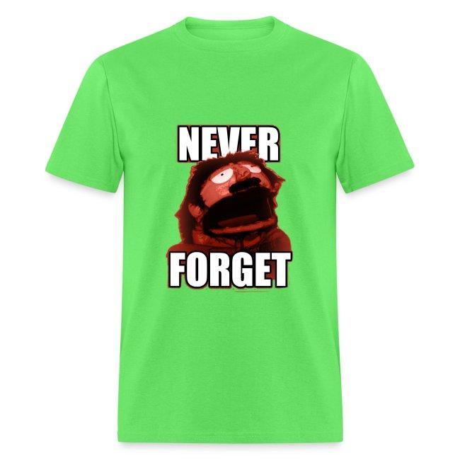 Never Forget (Men's)
