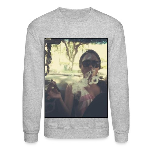Stoner Girl sweater - Crewneck Sweatshirt