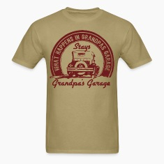 Grandpa's Garage T-Shirts