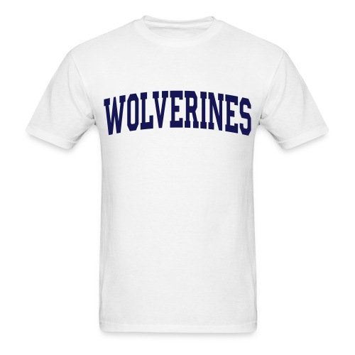 Wolverines tee - Men's T-Shirt