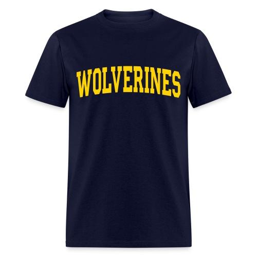 Wolverines tee - Men's T-Shirt