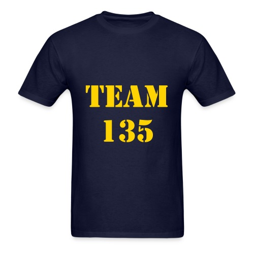 Team 135 - Men's T-Shirt