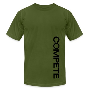 Special Edition Compete T-Shirt - Men's T-Shirt by American Apparel