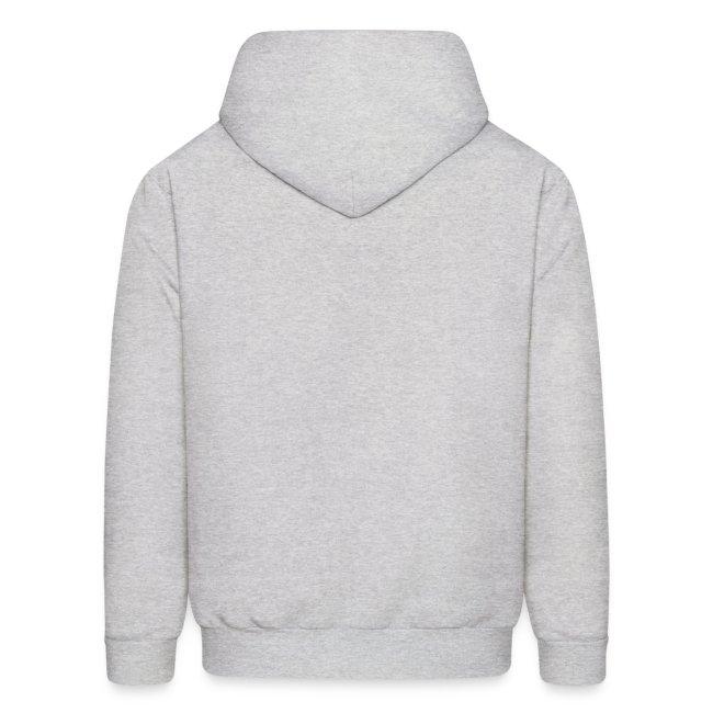 Men's Grey Hoodie