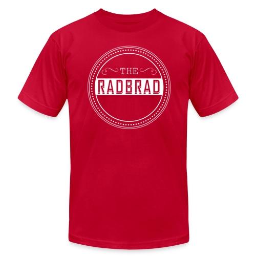 Men's TheRadBrad Logo - Men's  Jersey T-Shirt
