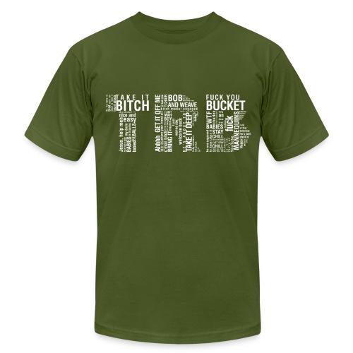 Men's TRB unCensored T-Shirt - Men's  Jersey T-Shirt