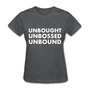Unbossed - Classic fit - Women's T-Shirt