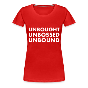 Unbossed - SM-3X - Women's Premium T-Shirt