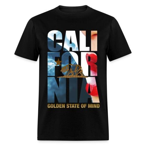 california  - Men's T-Shirt