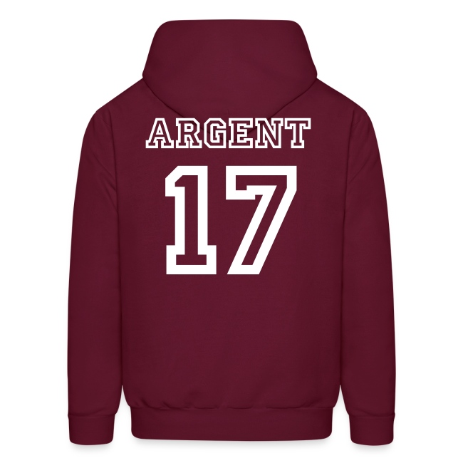 Argent 17 Front and Back