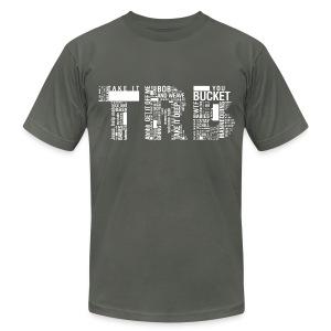 Men's TRB Censored T-Shirt - Men's Fine Jersey T-Shirt