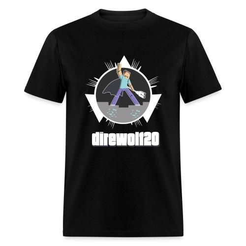 Direwolf20 1.6 Avatar - Men's T-Shirt