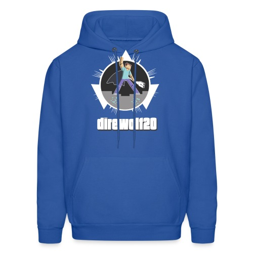 Direwolf20 1.6 Avatar - Hoodie - Men's Hoodie