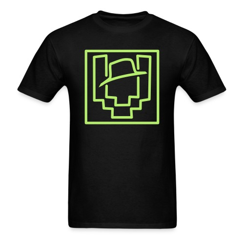 VanceCrafter Men's Logo Tee Lime - Men's T-Shirt
