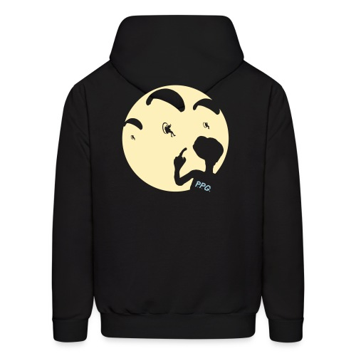 Men's Hoodie - Paramotor Shirt E.T. We have Paramotor shirts in all colors and sizes. Great designs and great prices at Paramotor Shirtfor.me
