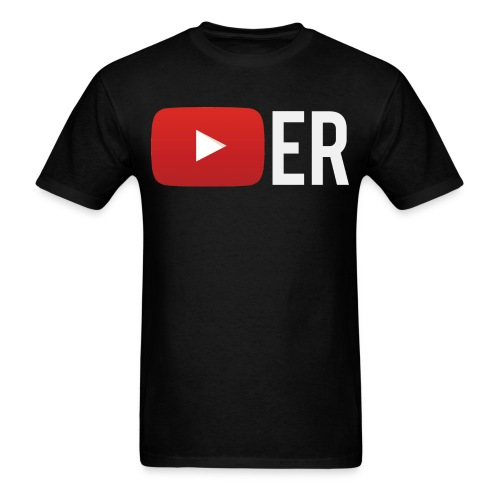 YouTuber Shirt - Men's T-Shirt