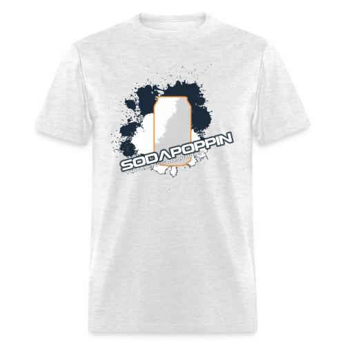 Soda Splash - Men's T-Shirt