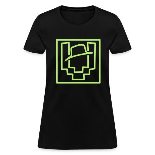 VanceCrafter Women's Logo Tee Lime - Women's T-Shirt