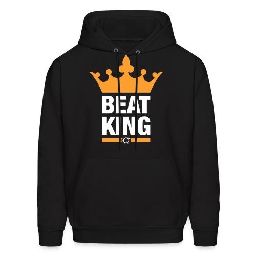 Beat King Black Hoodie - Men's Hoodie