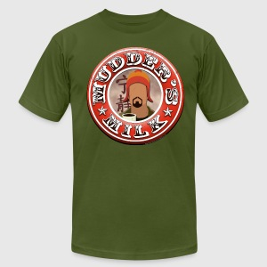 Mudder's Milk T-Shirts - Men's T-Shirt by American Apparel