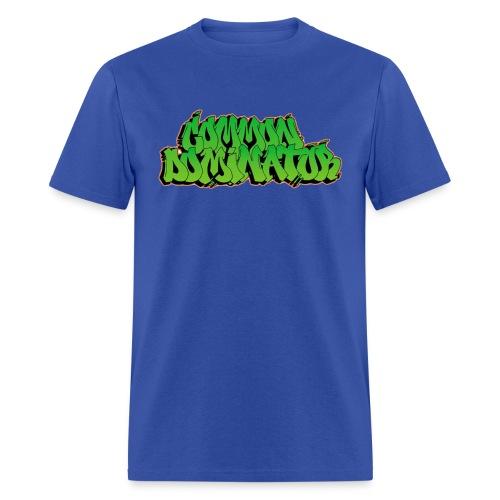 Men's T-Shirt - Mob Core Mobcore Chicago Breaks Hardcore Breakcore Sir.Vixx Common Dominator