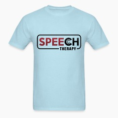 speech_therapy T-Shirts
