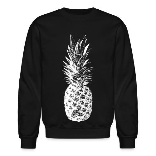 Men's Pineapple Sweatshirt - Crewneck Sweatshirt
