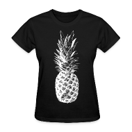 T-Shirts ~ Women's T-Shirt ~ Women's Pineapple Sweatshirt