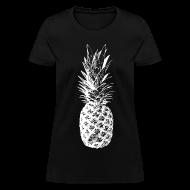 Women's T-Shirts ~ Women's T-Shirt ~ Women's Pineapple Sweatshirt