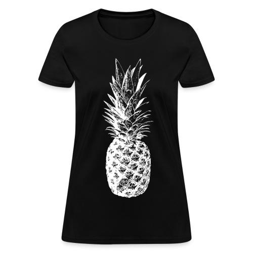 Women's Pineapple Sweatshirt - Women's T-Shirt