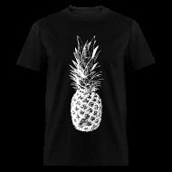 T-Shirts ~ Men's T-Shirt ~ Men's Pineapple T-shirt