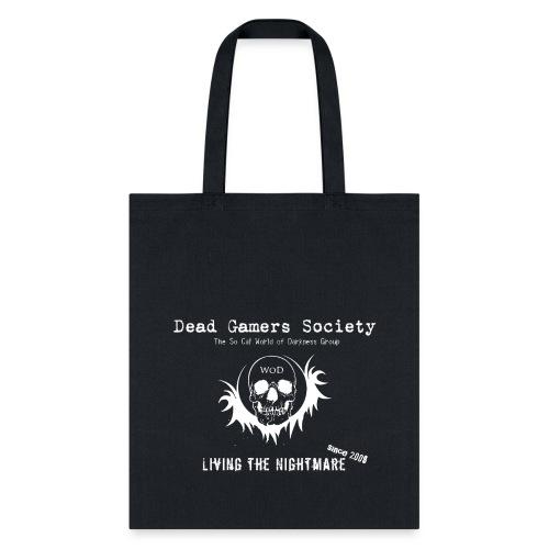 DGS WOD  - Tote Bag
