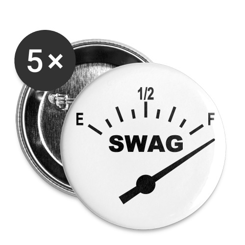 Swagger overload - Large Buttons