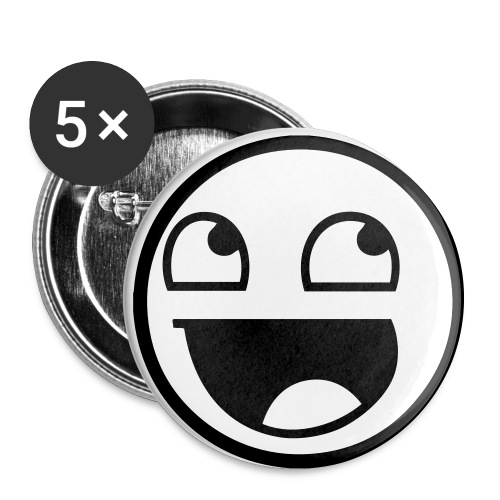 Happy - Large Buttons