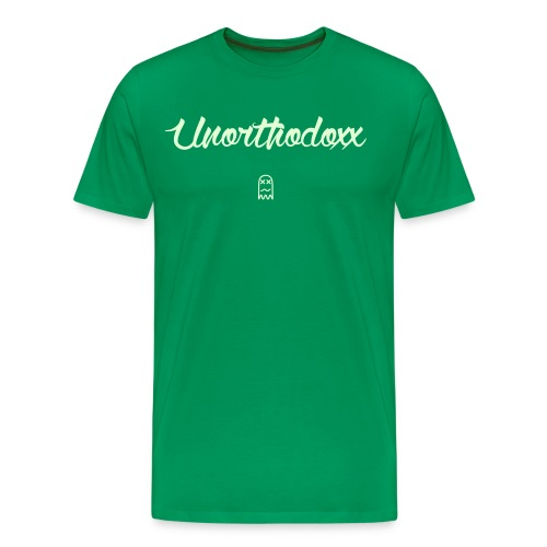 Unorthodoxx II [glow in the dark] - Men's Premium T-Shirt