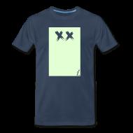 T-Shirts ~ Men's Premium T-Shirt ~ Boxx [glow in the dark]