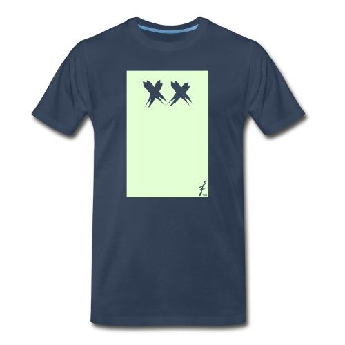 Boxx [glow in the dark] - Men's Premium T-Shirt