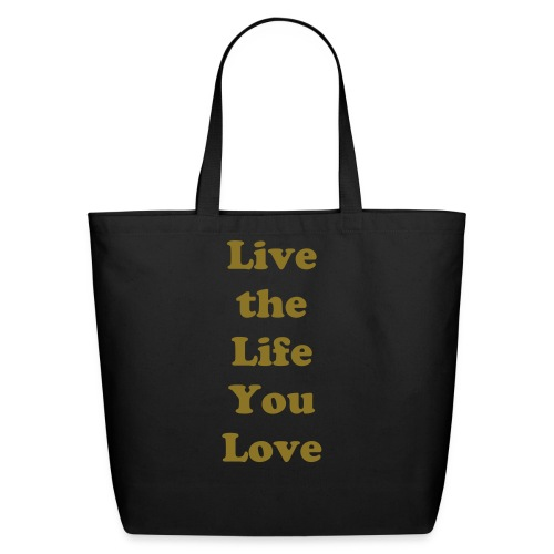 Tote Bag - Eco-Friendly Cotton Tote