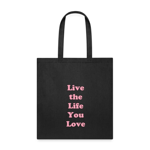 Brightly Colored Fun tote - Purple - Tote Bag