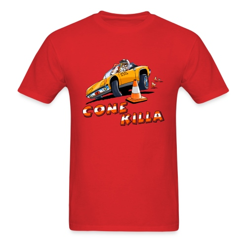 Cone Killa - Men's T-Shirt