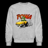 Long Sleeve Shirts ~ Crewneck Sweatshirt ~ Powa
