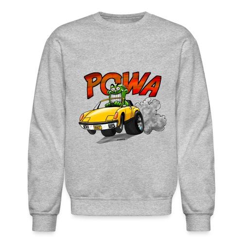 Powa - Crewneck Sweatshirt