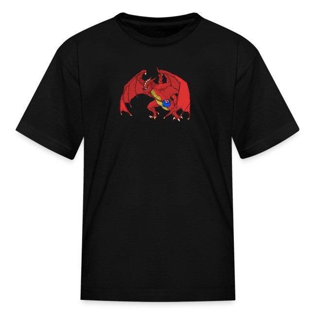 Troooolls! Banksy the Red Dragon