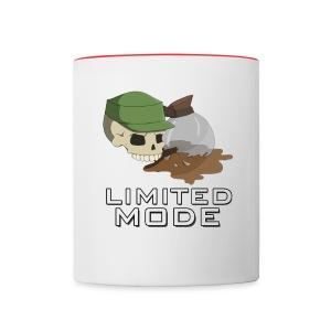 Coffee Limited Mode Mug - Contrast Coffee Mug